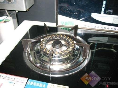 简约平板设计 华帝燃气灶冲击千元价位