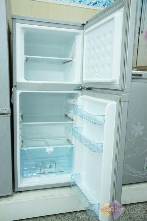 节能小魔方 小天鹅双门冰箱低碳首选