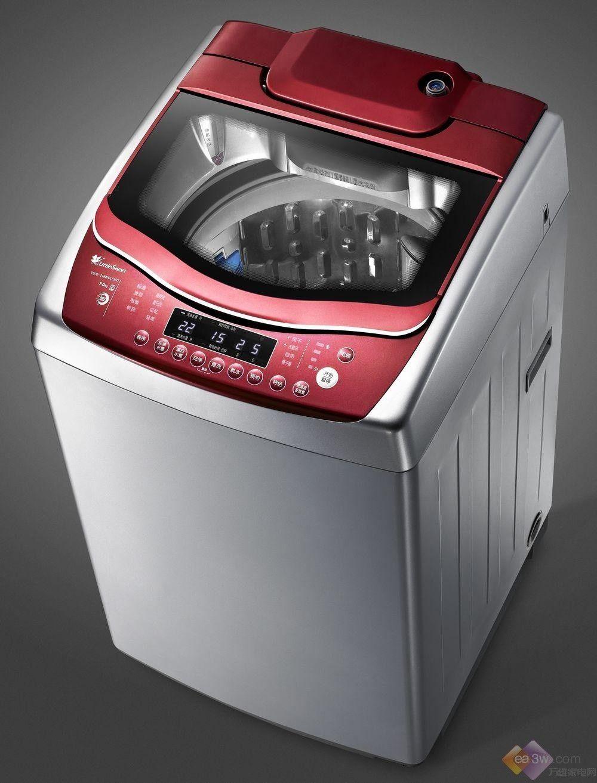 送小天鹅自动投放洗衣机