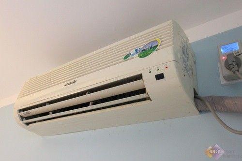 制冷给力花费低 格力单冷老空调入户详评
