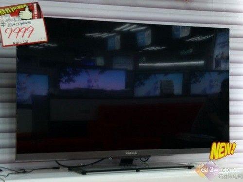 无边框智能新品 康佳LED55X9000PD特惠