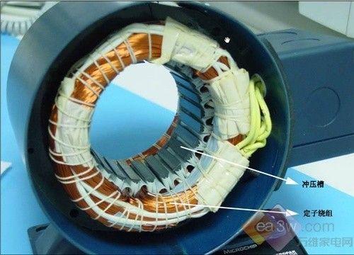 知识小百科 那些洗衣机中的变频技术