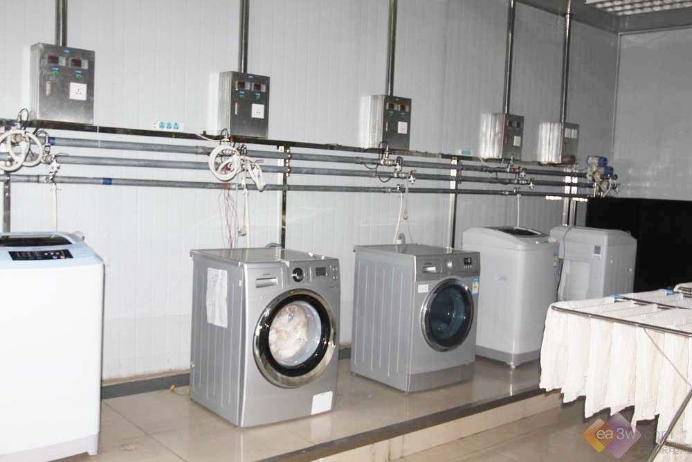 高清图赏:澳柯玛洗衣机工厂实拍