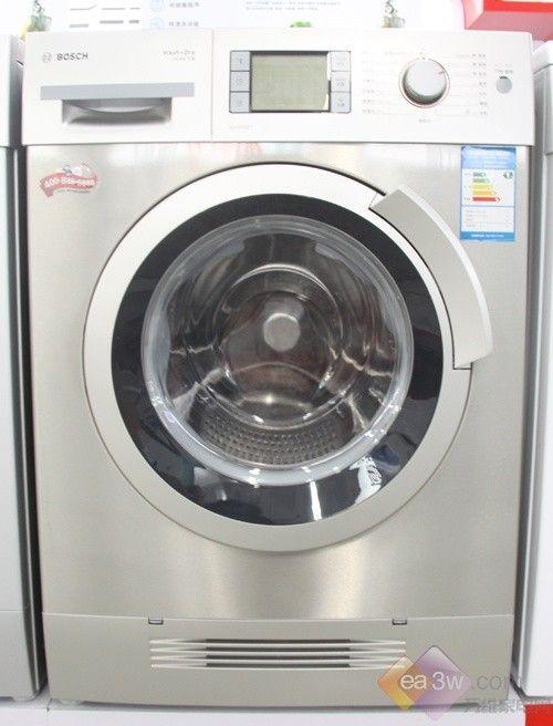 天价洗衣机有啥好?博世万元滚筒亮相