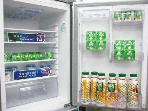 智能无霜科技 海信博纳冰箱新品上市