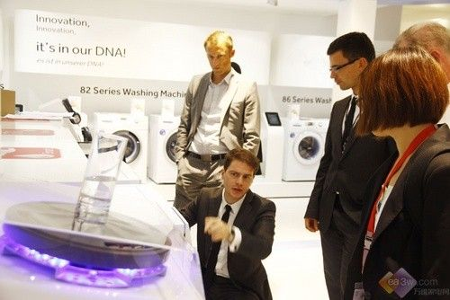聚焦2012 IFA:智能家电改变生活方式