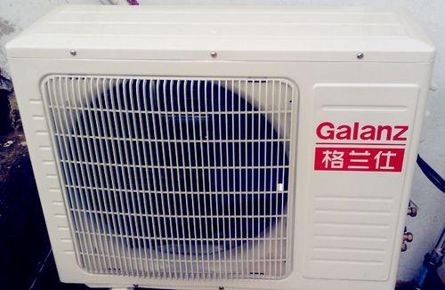 空调室外机移机图解