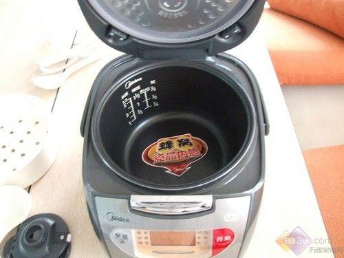 瞬间成厨房一把手!美的电饭煲评测