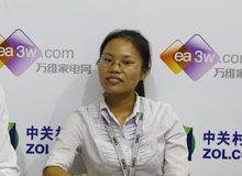专访SKG市场部经理郭克清