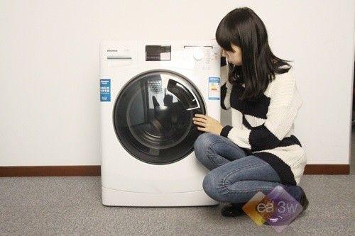 """海信""""薄控""""滚筒洗衣机评测"""