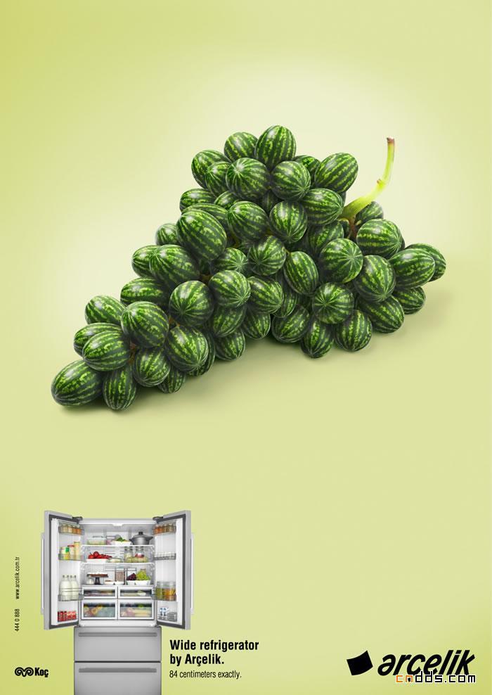 优秀平面广告设计图赏第9张图片
