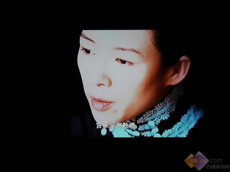 多媒体解码电影《一代宗师》-语音玩转生活 长虹B5000系智能TV首测