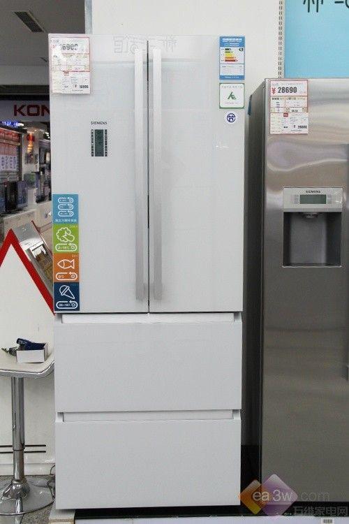 新品抢先!西门子零度多门冰箱上市
