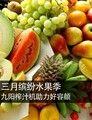 三月缤纷水果季  九阳榨汁机助力好容颜