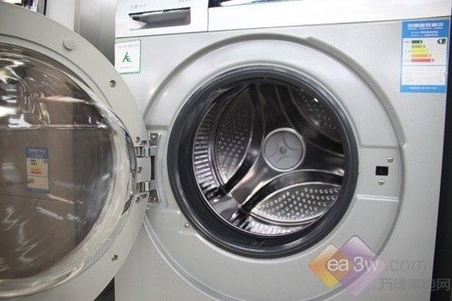 先进技术融于一身 海尔水晶滚筒洗衣机