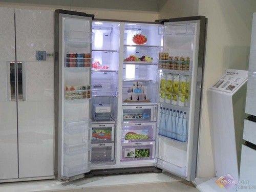 900升罕见大容量 三星冰箱T9000首度揭秘