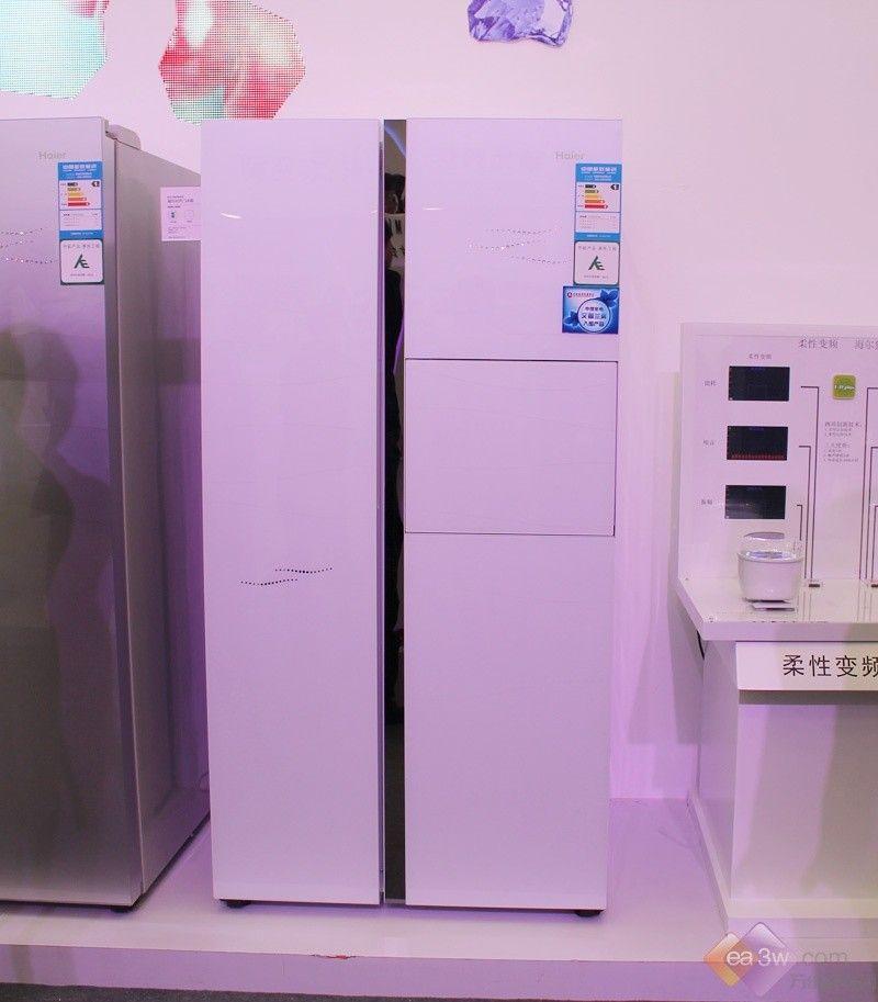 既大又智能 海尔威尼斯对开门冰箱awe独家解析