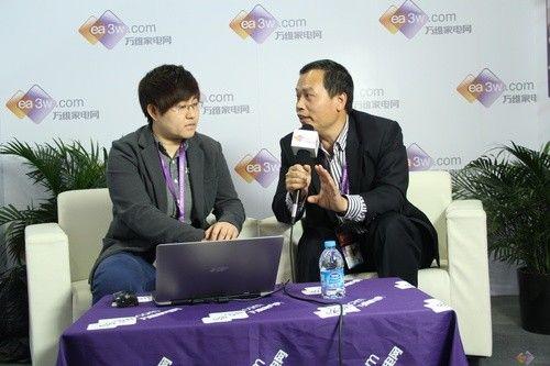 智能打造核心科技 专访TCL家电产业郑双名