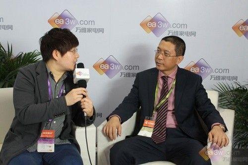 关注饮水健康 专访安吉尔总裁曹刚