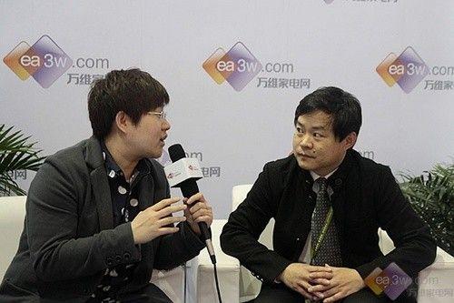云概念进厨房 AWE2013专访帅康副总裁