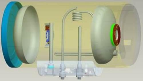 而电热水器的出水结构