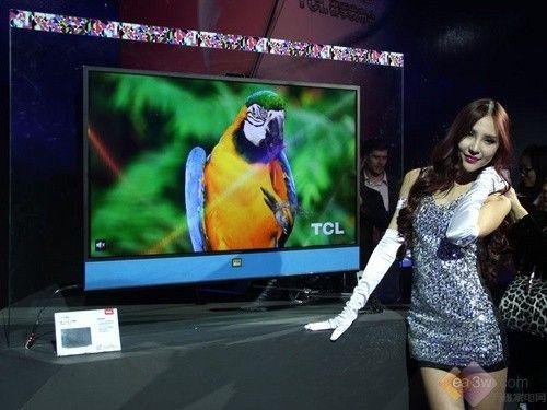 TCL战略升级 Viveza高端子品牌彩电亮相