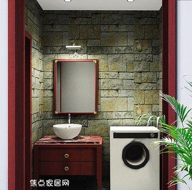 农村厕所改造水桶图