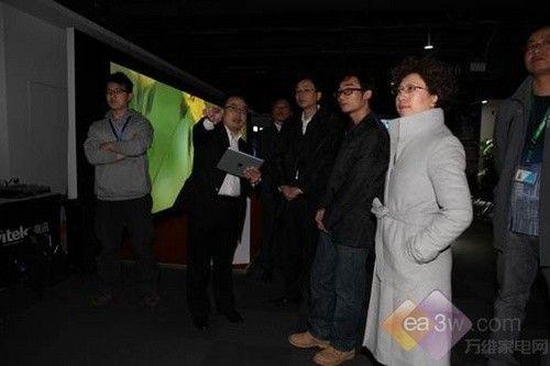 Vivitek丽讯工程投影机应用案例展示会召开