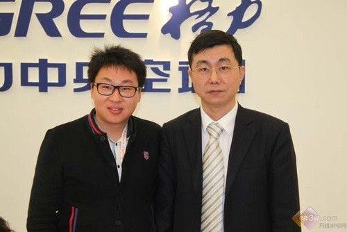 格力副总裁黄辉:新技术推动中央空调发展