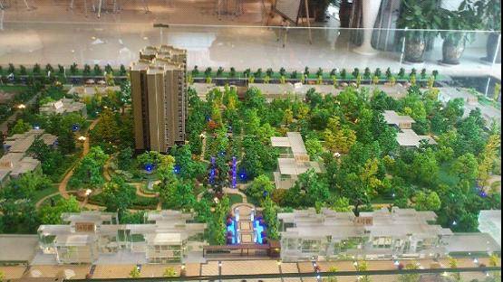 学校中庭景观设计平面图