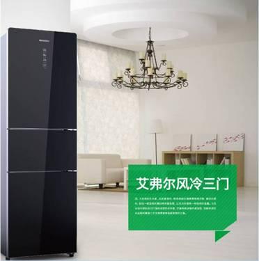 发力高端三门冰箱市场 容声新品全力备战