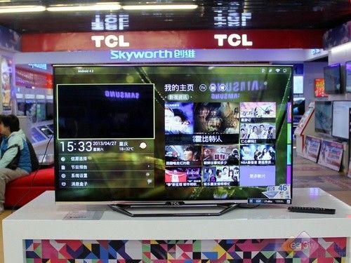 售价10999 TCL 46V7600A-3D新品上市
