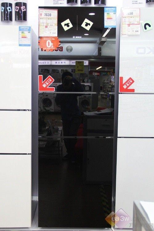 无框玻璃门 博世KKF28755TI冰箱热卖