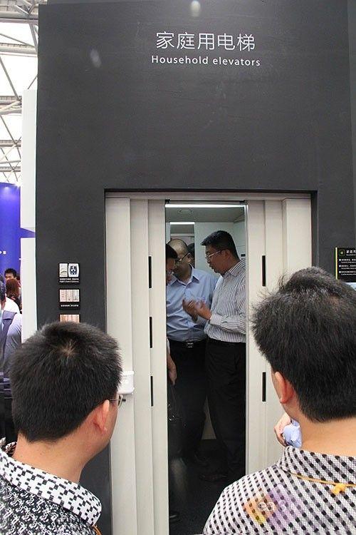2013上海空间展:厨卫v空间家庭别墅解决方案万建松下12图片