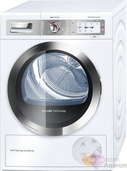 不一样的震撼 博世洗干套装细节图曝光