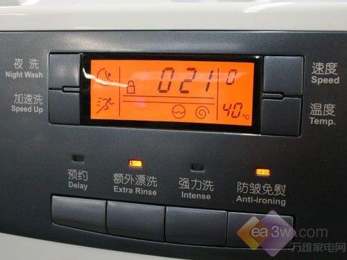芯驱动净益求静 海尔866洗衣机评测