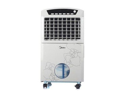 感受强力自然风 美的AC120-V冷风扇