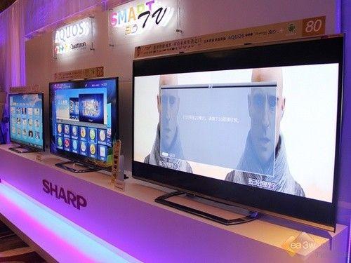大屏智能结晶 夏普LX850A系智能TV解析