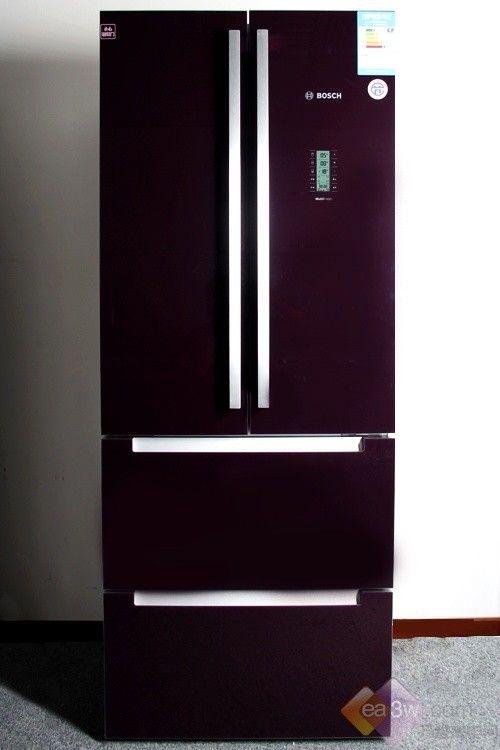 难挡美丽诱惑 博世黑加仑紫多开门冰箱图赏