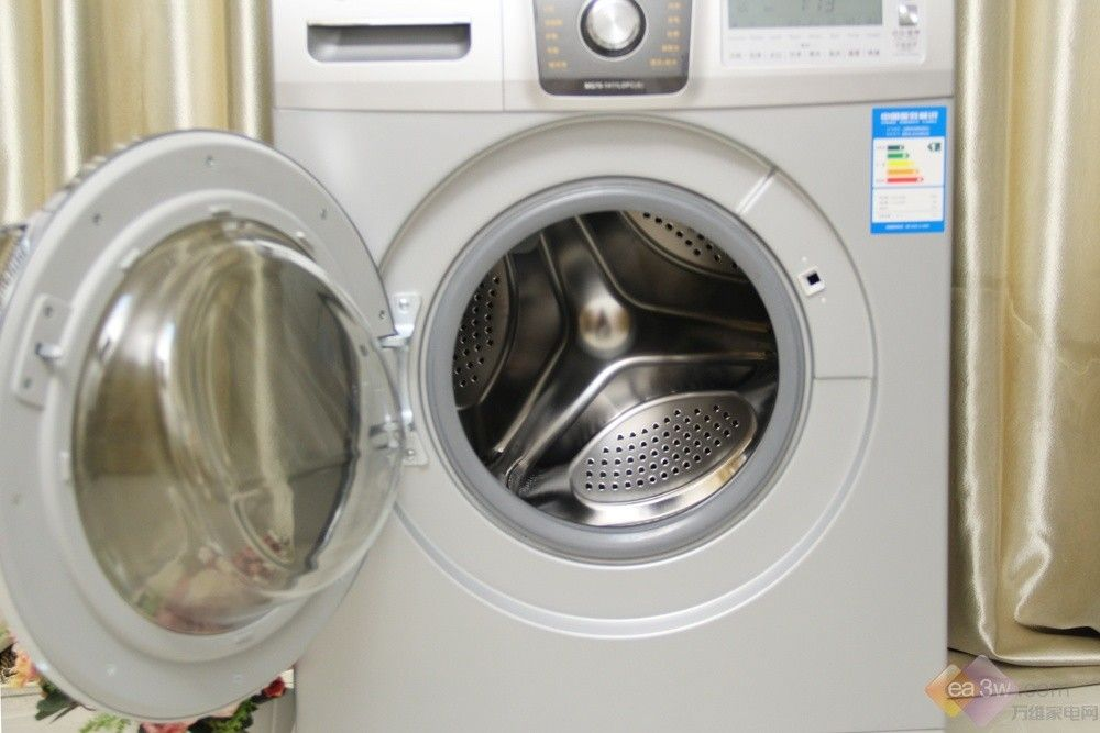 美的滚筒洗衣机图赏—万维家电