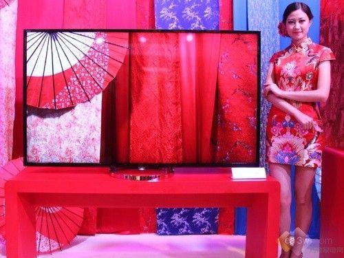高画质4K图像 索尼X8500A系4K电视上市