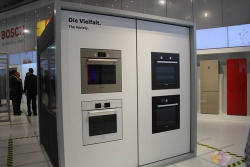 嵌入式厨电将有据可依  必成消费趋势