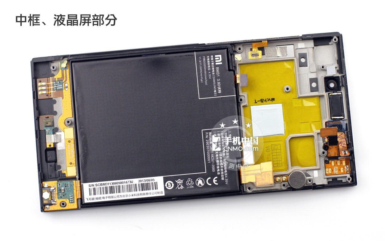 就在iphone5S/5C发布的前几天,小米3也发布了,两者的对比成为了焦点。小米3先期发布的仅有Tegra 4版本,它是支持中国移动TD-SCDMA网络的机型,而骁龙800版将在不久后推出。目前我们手中拿到的仅为工程测试纪念版机型,在系统优化,尤其是流畅度上仍存在一些问题。不过这都不是本文所关心的,我们所在乎的是它内部的构造、做工到底怎样,并且也当是给那些想拆却没办法拆、不忍心拆的用户的福利。 第2页:不可拆卸后盖?其实可拆  初次接触小米3的时候,kao,惊了,难道是一体成型?不过想想1999元