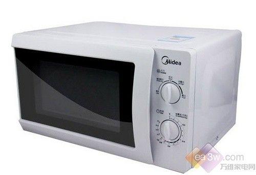 简单操作易上手 美的微波炉售价339元