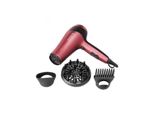 推荐理由:头发也需要保养,想让头发接受负离子的保护吗?那么这款飞科FH6218电吹风一定是个不错的选择。产品流线型的机身搭配红与黑的色彩,时尚、沉稳、富有激情。产品橡皮漆表面工艺,具有更舒适的手感,拿起来握感十足。它还具有恒温护发系统,在快速干发的同时保持秀发天然水分,令秀发健康光泽柔顺。  飞科FH6218电吹风采用流线搭配、红与黑的色彩,时尚、沉稳、富有激情。产品橡皮漆表面工艺,具有更舒适的手感,拿起来握感十足。一体化的设计,更显它的专业。该机具有冷风热风两种模式,满足用户的不同造型需求,非常贴心。