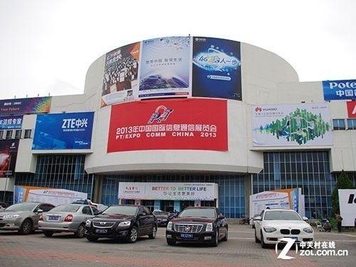 中华酷联迎4G 2013中国国际通信展落幕