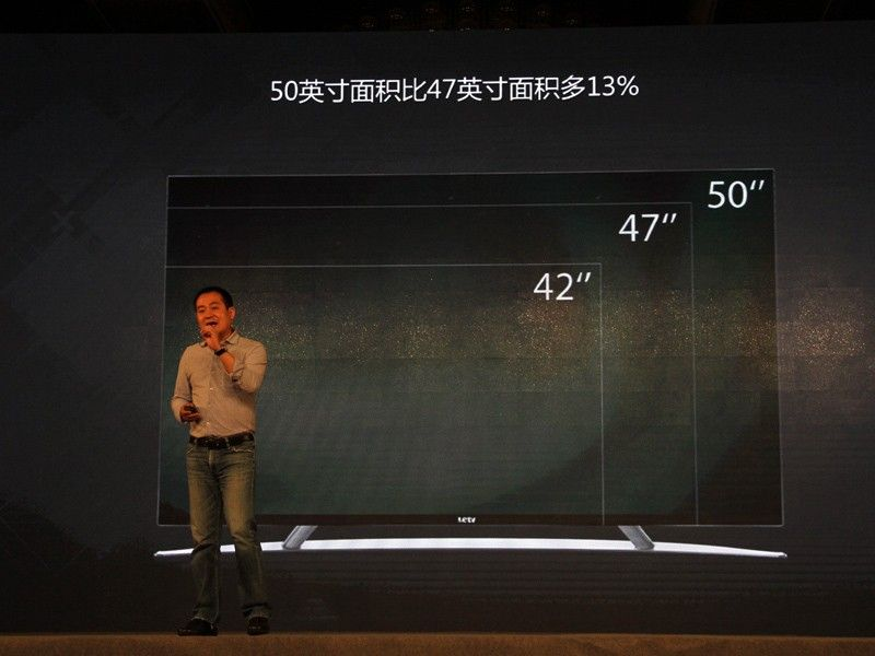 乐视发布50寸超级素材仅售2499元堪比视频第核爆电视v素材图片