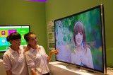 长虹曲面电视全球首发 年底批量上市