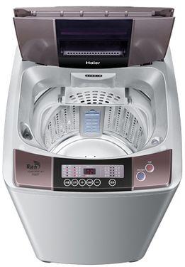 又快又干净 海尔双动力波轮洗衣机推荐