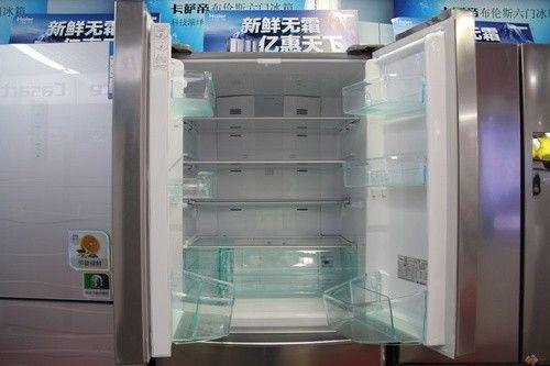 精确控温多温区 海尔静音冰箱强势推荐